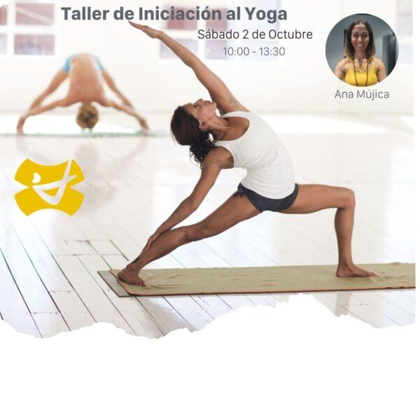 taller iniciacion yoga