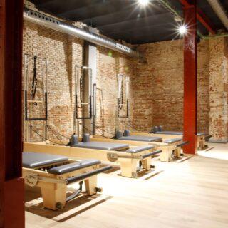 Sala Pilates Reformer