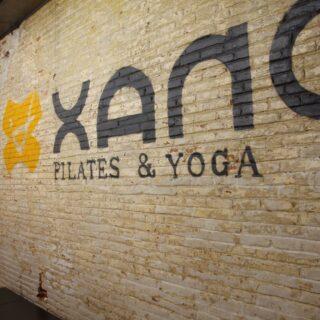 Xano Pilates & Yoga vestíbulo