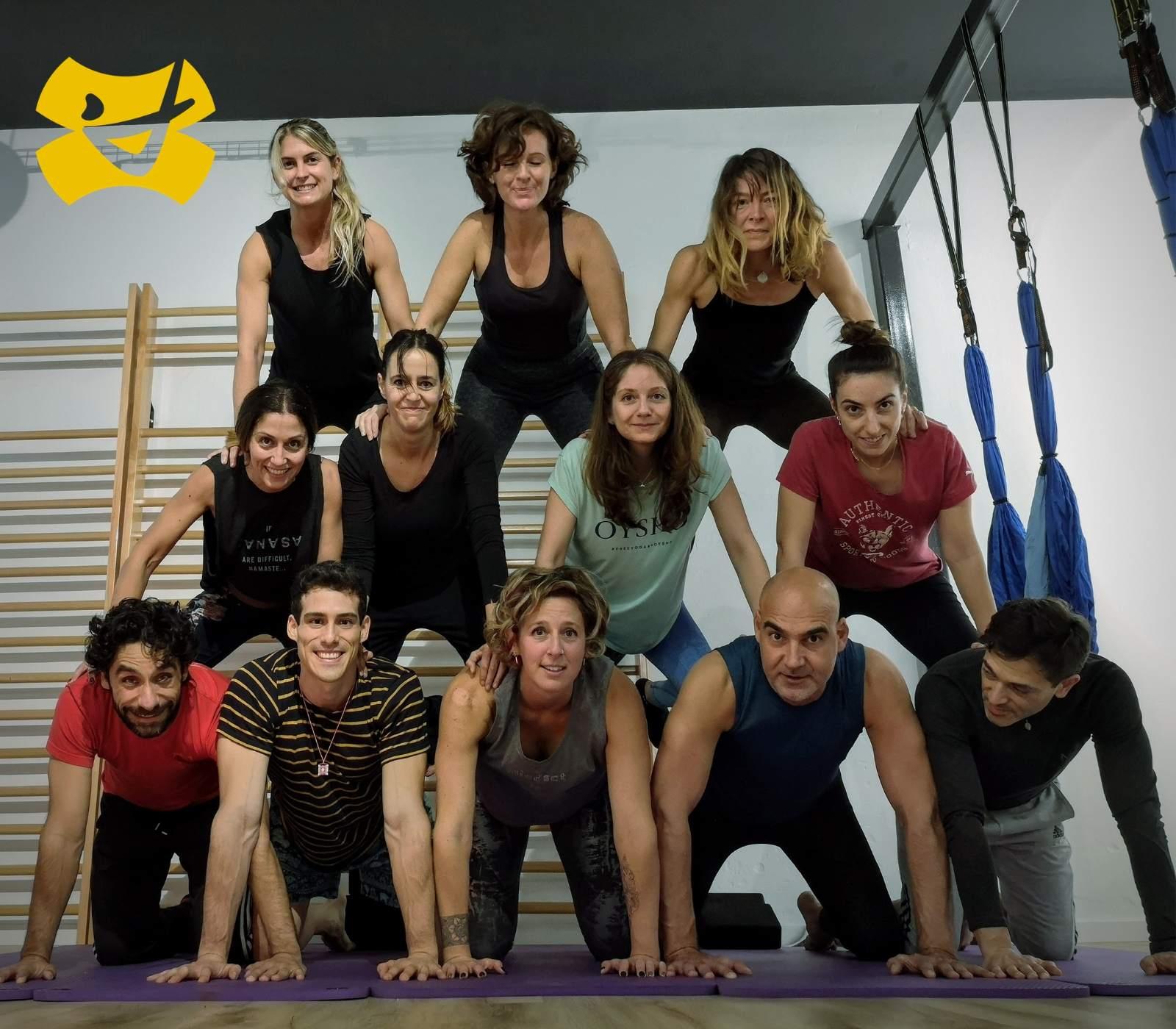 Equipo de Xano Pilates & Yoga